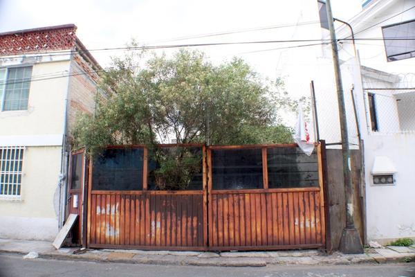 Foto de terreno habitacional en venta en cerrada borodin , vallejo, gustavo a. madero, df / cdmx, 16217377 No. 01