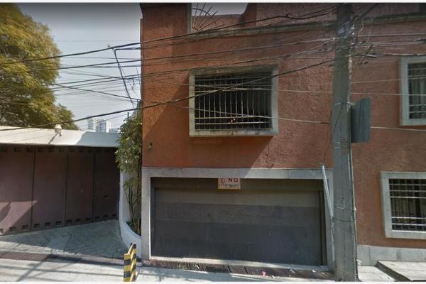 Foto de casa en venta en cerrada canoa 0, tizapan, álvaro obregón, df / cdmx, 9914067 No. 01