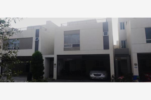 Foto de casa en venta en cerrada de anahuac 100, cerradas de anáhuac sector premier, general escobedo, nuevo león, 11432933 No. 01