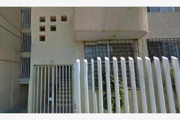 Foto de departamento en venta en cerrada de canarios 18, artes graficas, venustiano carranza, df / cdmx, 15243959 No. 01