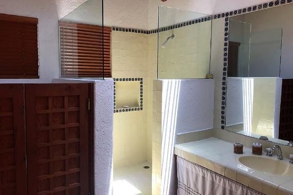 Foto de casa en venta en cerrada de cantera , santa maría ahuacatlan, valle de bravo, méxico, 5889079 No. 14