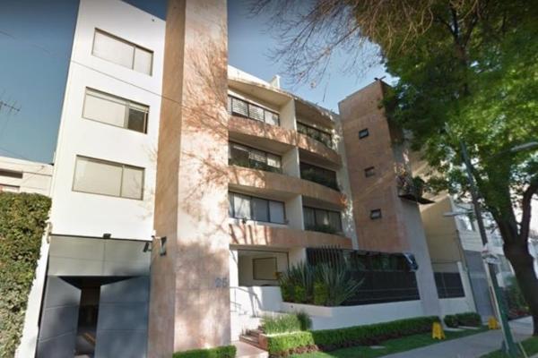 Foto de departamento en venta en cerrada de eugenia 0, del valle centro, benito juárez, df / cdmx, 5417875 No. 03