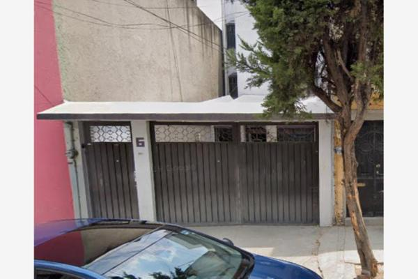 Foto de casa en venta en cerrada de francia 6, san simón tolnahuac, cuauhtémoc, df / cdmx, 16872390 No. 01