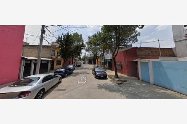 Foto de casa en venta en cerrada de francia 6, san simón tolnahuac, cuauhtémoc, df / cdmx, 20112893 No. 01