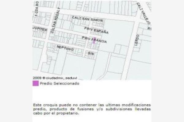 Foto de casa en venta en cerrada de francia 6, san simón tolnahuac, cuauhtémoc, df / cdmx, 0 No. 07