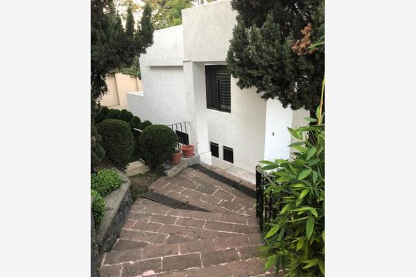 Foto de casa en venta en cerrada de gloria 12, olivar de los padres, álvaro obregón, df / cdmx, 7254076 No. 01