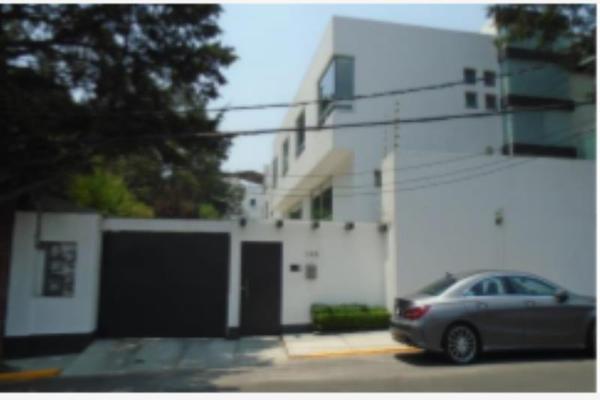 Foto de casa en venta en cerrada de la palma 5, lomas de vista hermosa, cuajimalpa de morelos, df / cdmx, 10022820 No. 01