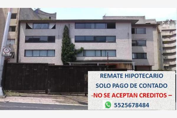 Foto de departamento en venta en cerrada de romeria 7, colina del sur, álvaro obregón, df / cdmx, 6189341 No. 01