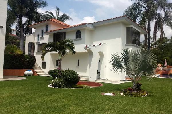 Foto de casa en venta en cerrada de teotihuacán 1, lomas de cocoyoc, atlatlahucan, morelos, 5835317 No. 01