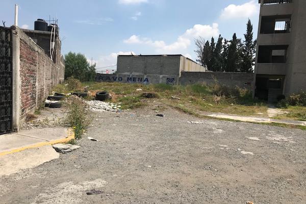 Foto de terreno habitacional en venta en cerrada del canal , unidad morelos 3ra. sección, tultitlán, méxico, 5859764 No. 01