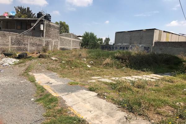 Foto de terreno habitacional en venta en cerrada del canal , unidad morelos 3ra. sección, tultitlán, méxico, 5859764 No. 02