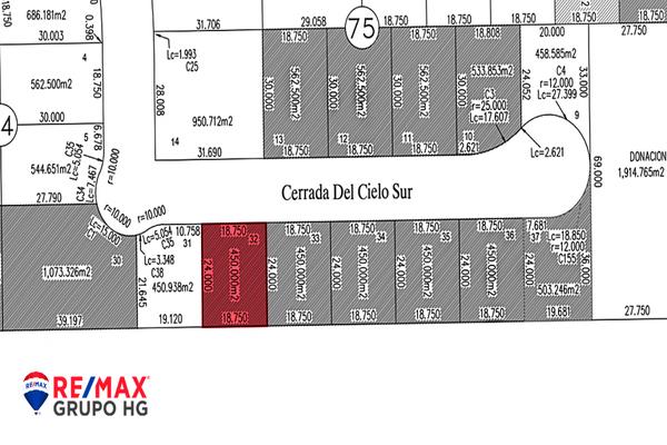 Foto de terreno habitacional en venta en cerrada del cielo sur , san pedro residencial segunda sección, mexicali, baja california, 0 No. 03