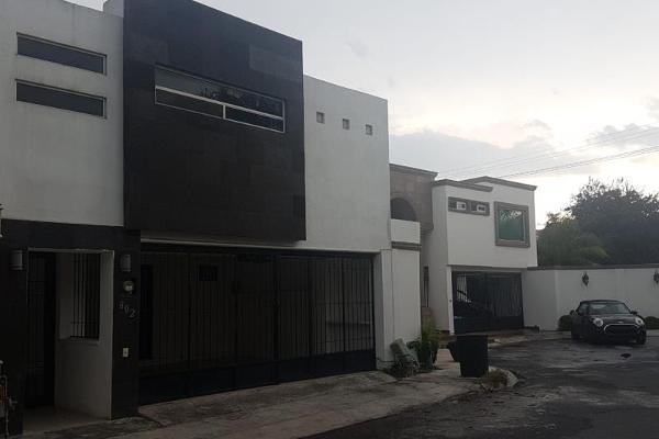 Foto de casa en venta en cerrada del jabillo 802, cerradas de anáhuac 4to sector, general escobedo, nuevo león, 8900504 No. 01