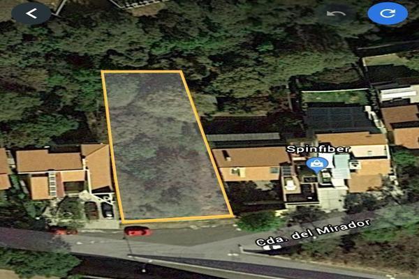 Foto de terreno habitacional en venta en cerrada del mirador , la estadía, atizapán de zaragoza, méxico, 7229477 No. 04