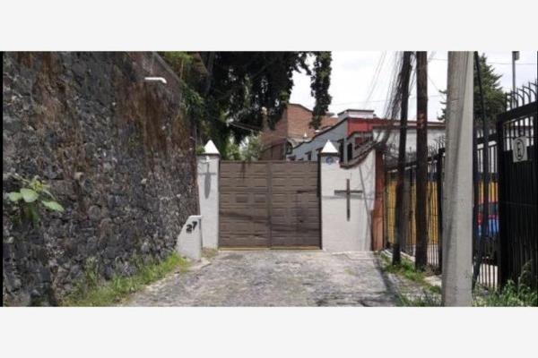 Foto de casa en venta en cerrada del moral 27, tetelpan, álvaro obregón, df / cdmx, 9214125 No. 02