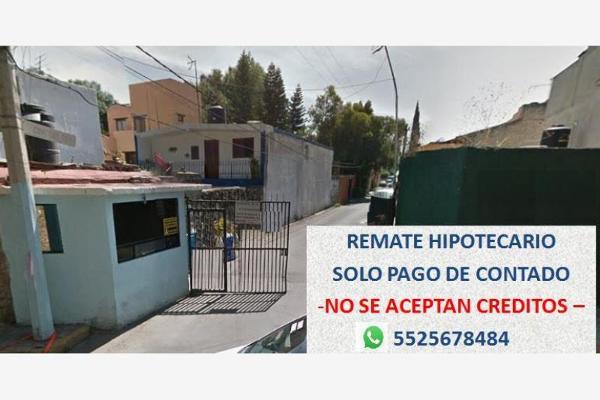 Foto de casa en venta en cerrada del rey 11, chimalcoyotl, tlalpan, df / cdmx, 6189028 No. 01