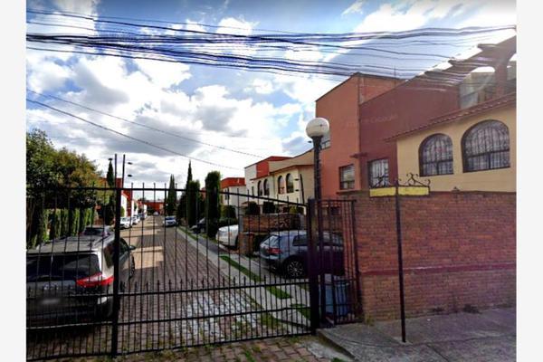 Foto de casa en venta en cerrada ex hacienda de mayorazgo 38, san mateo oxtotitlán, toluca, méxico, 0 No. 01