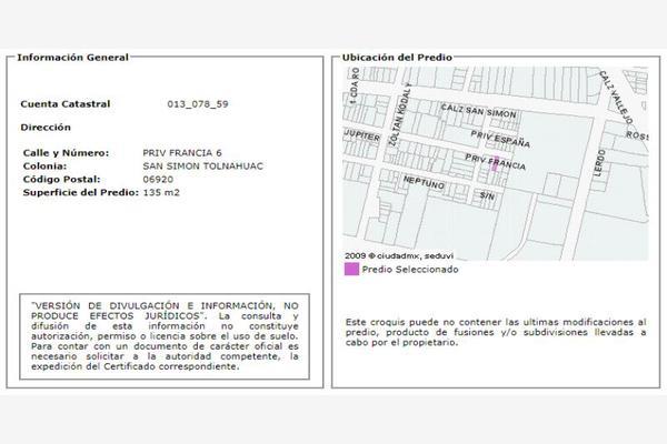 Foto de casa en venta en cerrada francia 00, san simón tolnahuac, cuauhtémoc, df / cdmx, 0 No. 06
