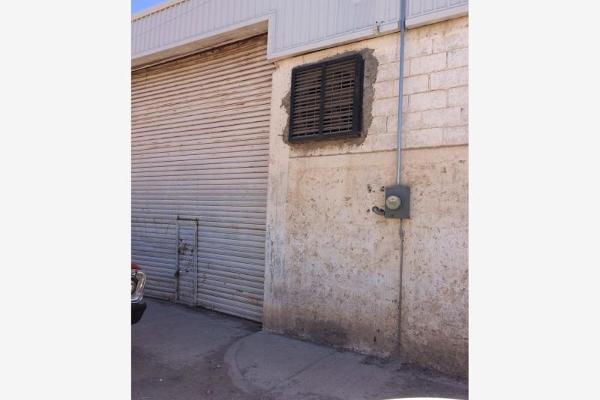 Foto de bodega en renta en cerrada garmex , la merced, torreón, coahuila de zaragoza, 5409600 No. 01
