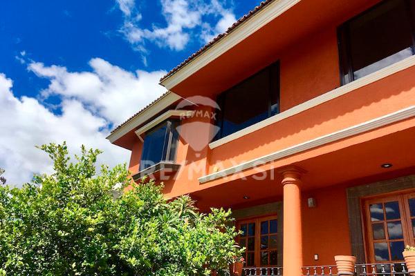 Foto de casa en venta en cerrada loma de queretaro , loma dorada, querétaro, querétaro, 4667174 No. 01