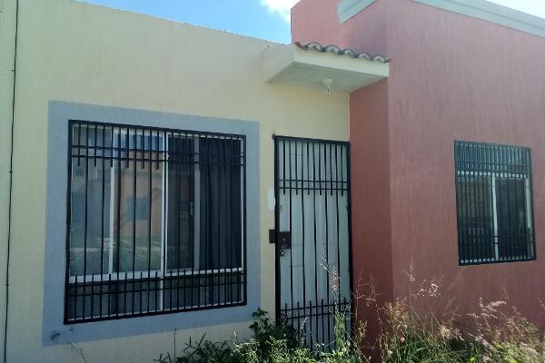 Foto de casa en condominio en venta en cerrada monte de anie , vista real, benito juárez, quintana roo, 5949974 No. 01