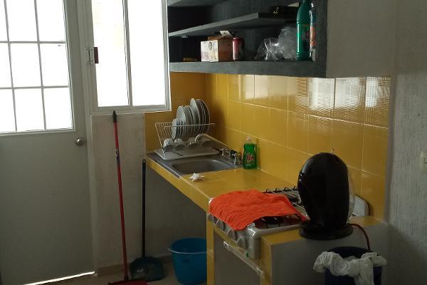 Foto de casa en condominio en venta en cerrada monte de anie , vista real, benito juárez, quintana roo, 5949974 No. 02