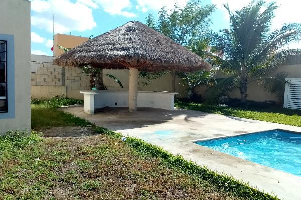 Foto de casa en condominio en venta en cerrada monte de anie , vista real, benito juárez, quintana roo, 5949974 No. 08