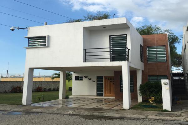 Foto de casa en venta en cerrada pico de orizaba , pomoca, nacajuca, tabasco, 12275026 No. 01