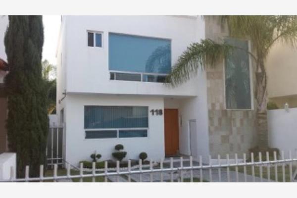 Foto de casa en venta en cerrada punta arenas 1, punta juriquilla, querétaro, querétaro, 4584246 No. 01