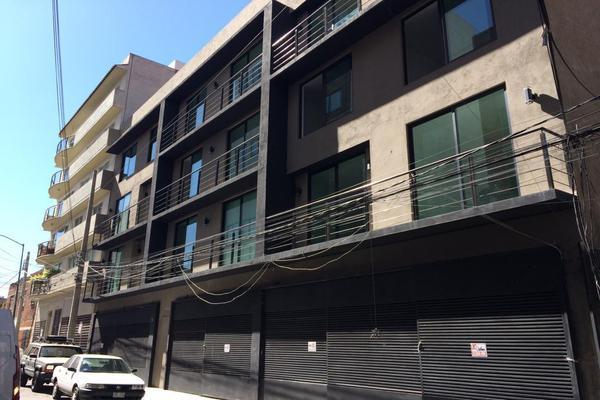 Foto de departamento en venta en cerrada revolución , 8 de agosto, benito juárez, df / cdmx, 6198549 No. 01