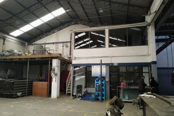 Foto de nave industrial en renta en cerrada san juan 39 , san juan xalpa, iztapalapa, df / cdmx, 0 No. 08
