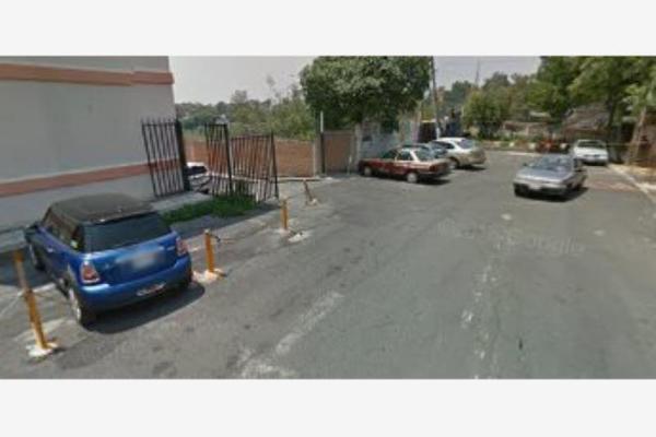 Foto de departamento en venta en cerrada santa lucia 73, olivar del conde 2a sección, álvaro obregón, df / cdmx, 7304776 No. 01
