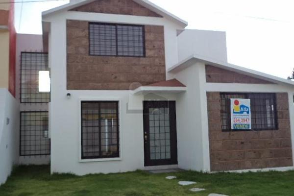 Foto de casa en venta en cerrada sin nombre , magdalena, metepec, méxico, 9130931 No. 01