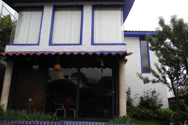 Foto de casa en venta en cerrada soledad 0, san bernabé ocotepec, la magdalena contreras, distrito federal, 2660646 No. 01
