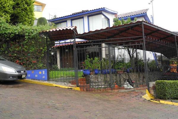 Foto de casa en venta en cerrada soledad 0, san bernabé ocotepec, la magdalena contreras, distrito federal, 2660646 No. 02