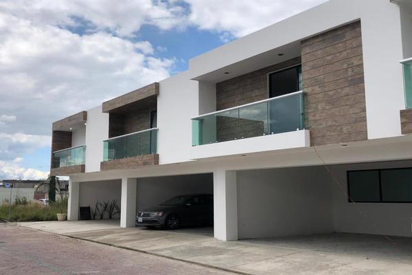 Foto de casa en venta en cerrada zaragoza 5, san bernardino tlaxcalancingo, san andrés cholula, puebla, 9300861 No. 01