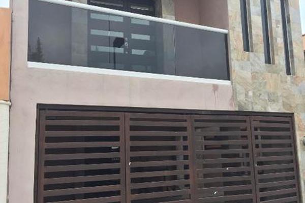 Foto de casa en venta en  , cerradas de anáhuac 1er sector, general escobedo, nuevo león, 7906993 No. 01