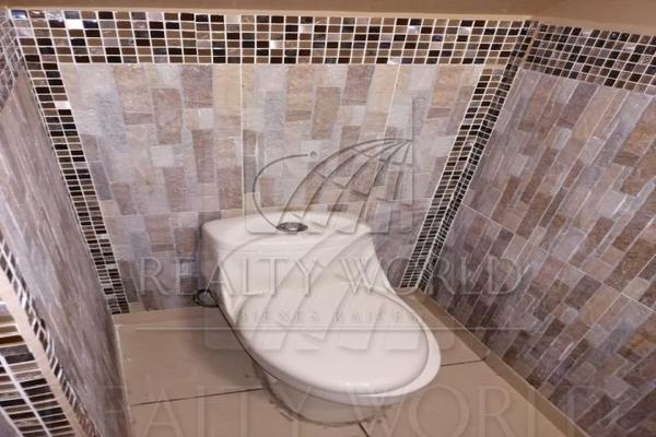 Foto de casa en venta en  , cerradas de anáhuac sector premier, general escobedo, nuevo león, 16089211 No. 20