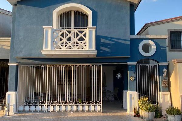 Foto de casa en venta en  , cerradas de anáhuac sector premier, general escobedo, nuevo león, 17300943 No. 01