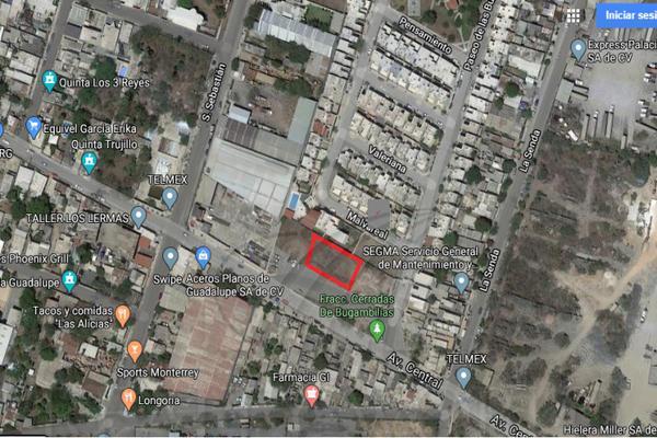 Foto de terreno comercial en renta en  , cerradas de bugambilias, guadalupe, nuevo león, 12278193 No. 02