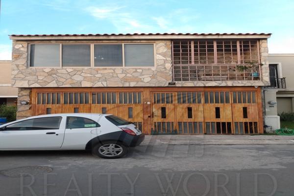 Foto de casa en venta en  , cerradas de santa rosa 1s 1e, apodaca, nuevo león, 10121441 No. 01
