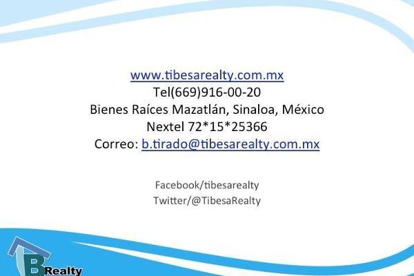 Foto de terreno comercial en venta en  , cerritos resort, mazatlán, sinaloa, 3046399 No. 05