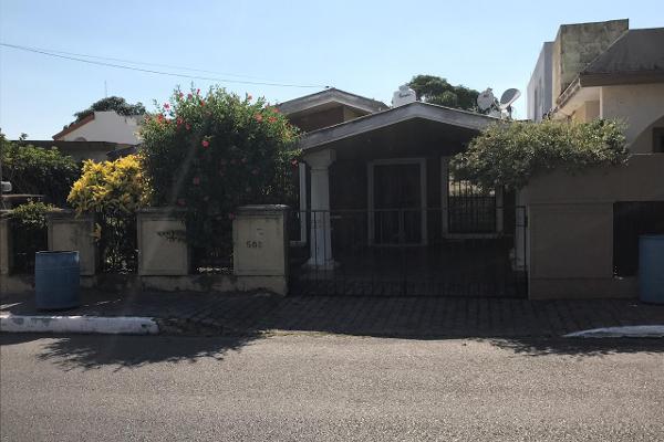 Foto de casa en venta en cerro azul , petrolera, tampico, tamaulipas, 8868288 No. 01