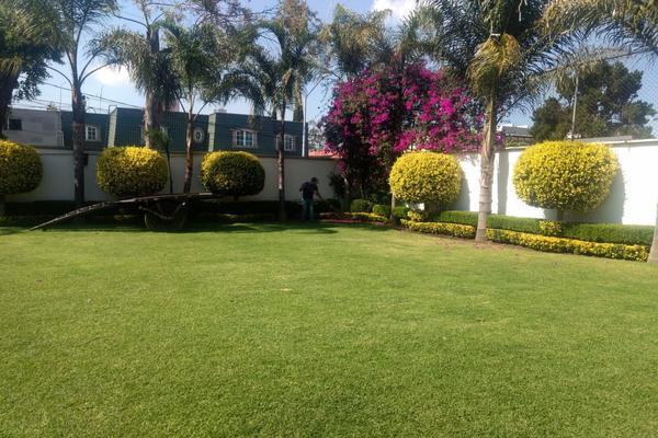 Foto de casa en venta en cerro de la escondida , pedregal de san francisco, coyoacán, df / cdmx, 7496951 No. 38