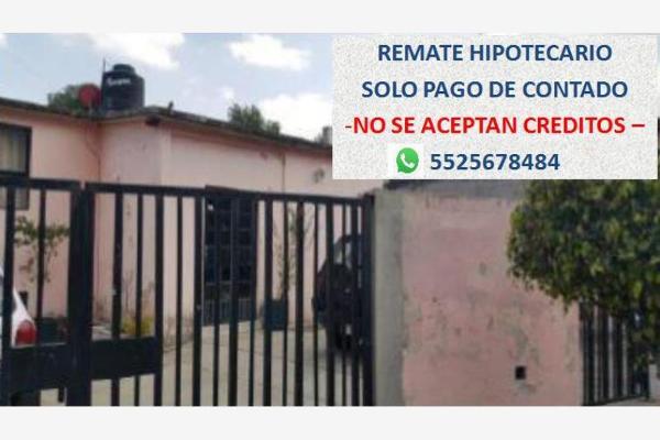 Foto de casa en venta en cerro de la silla 1, los pirules, tlalnepantla de baz, méxico, 6189140 No. 01