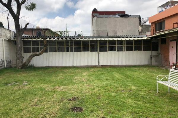 Foto de casa en venta en cerro de las campanas 111, los pirules, tlalnepantla de baz, méxico, 5668043 No. 01