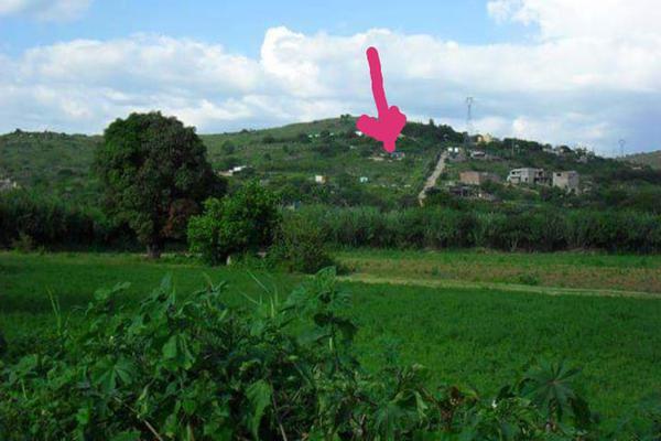 Foto de terreno habitacional en venta en cerro de los filtros , san antonio de la cal centro, san antonio de la cal, oaxaca, 7507272 No. 02