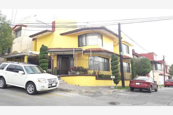 Foto de casa en venta en cerro del mercurio 00, lomas de valle dorado, tlalnepantla de baz, méxico, 5905714 No. 01