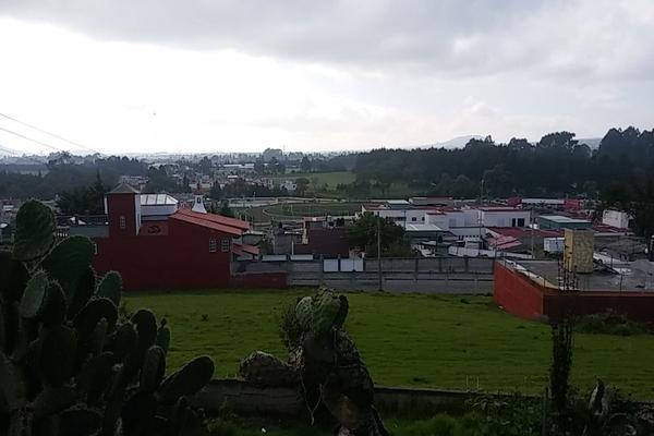 Foto de terreno habitacional en venta en  , cerro del murciélago, zinacantepec, méxico, 14030455 No. 02