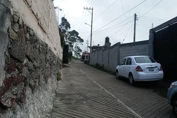 Foto de terreno habitacional en venta en  , cerro del murciélago, zinacantepec, méxico, 14030455 No. 09